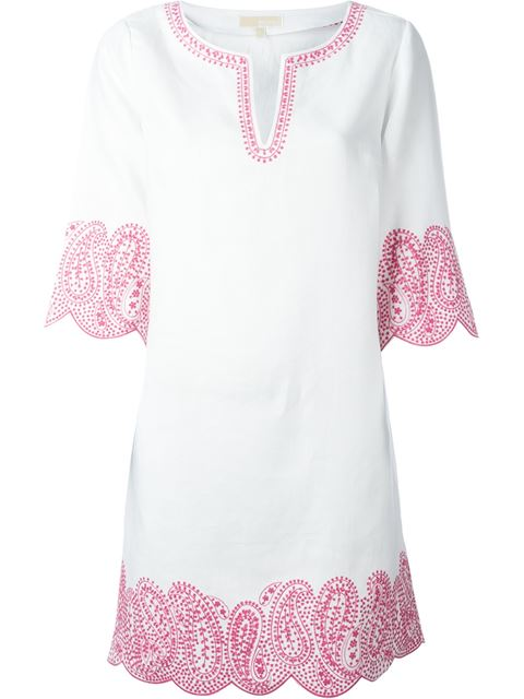 embellished tunic dress 11388226