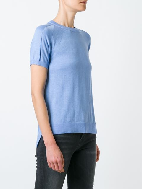 knitted T shirt 11369419