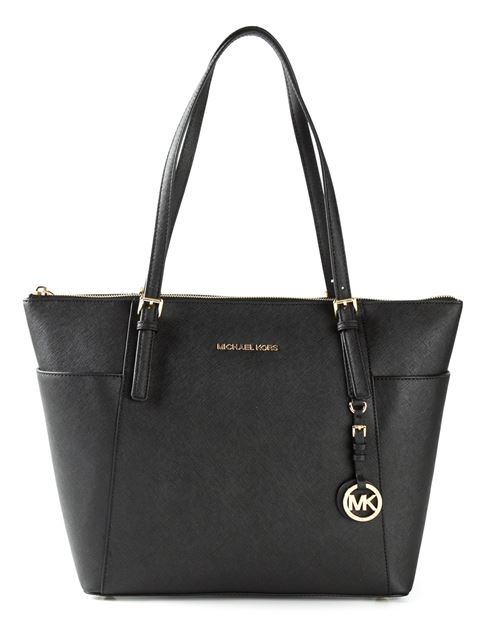 Jet Set top zip tote 10940297